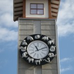成田市時計塔